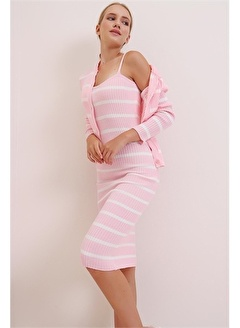 Pink Park Takım Elbise